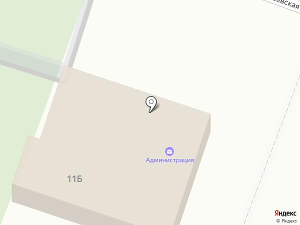 Новое кладбище на карте Рязани