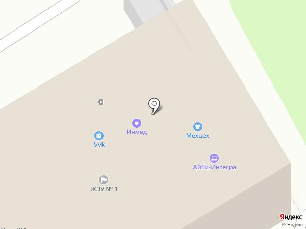 РемСтрой на карте Рязани