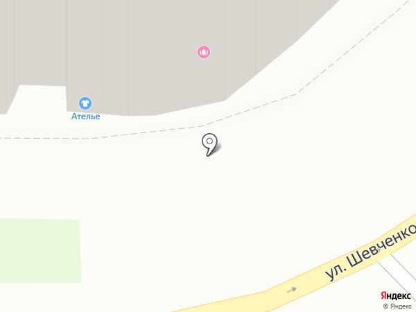 Ателье-мастерская на карте Рязани
