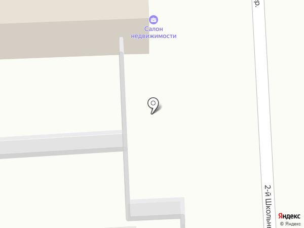 Мастерская на карте Рязани