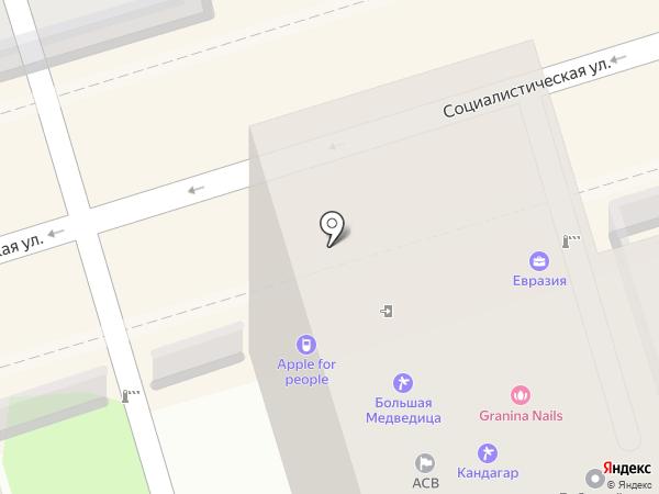 Roadunits на карте Ростова-на-Дону
