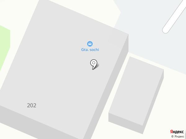Car Clinic на карте Сочи