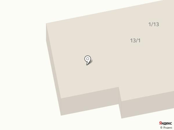 Спецприемник для лиц административно-арестованных на карте Ростова-на-Дону