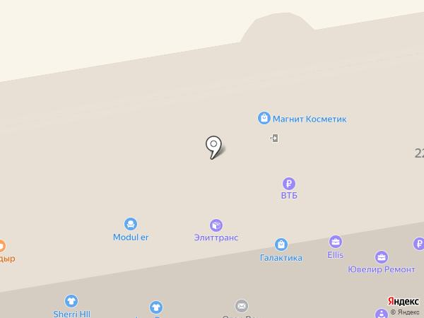Окей-ИНВЕСТ на карте Ростова-на-Дону