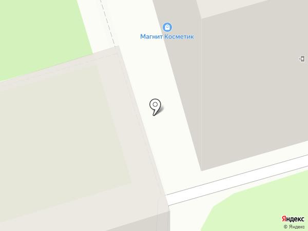 Магнит Косметик на карте Ростова-на-Дону