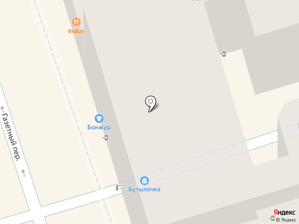 OUTLET на карте Ростова-на-Дону
