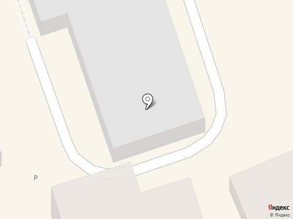 Универ офис на карте Ростова-на-Дону