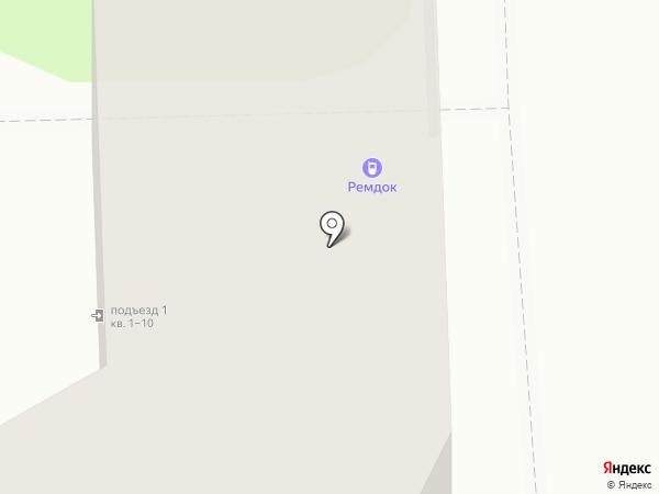iCity на карте Рязани