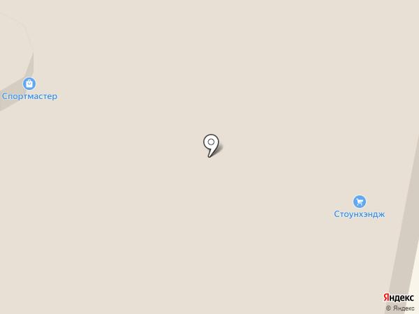 Юниор на карте Ростова-на-Дону