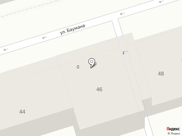 SV КВЕСТ на карте Ростова-на-Дону