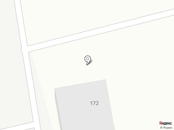 Пункт авторазбора на карте Ростова-на-Дону