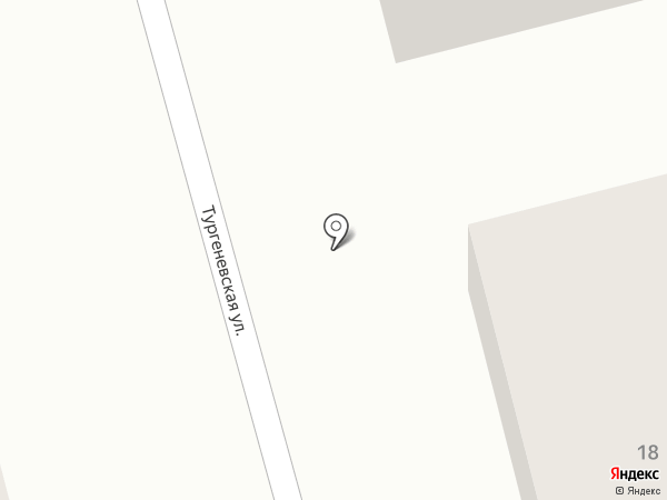 Ясная поляна на карте Темерницкого