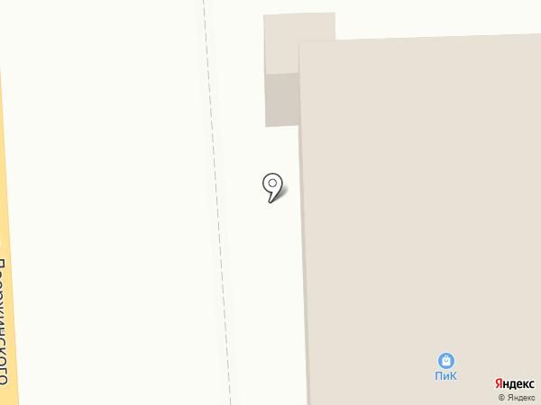 Розмарин на карте Рязани
