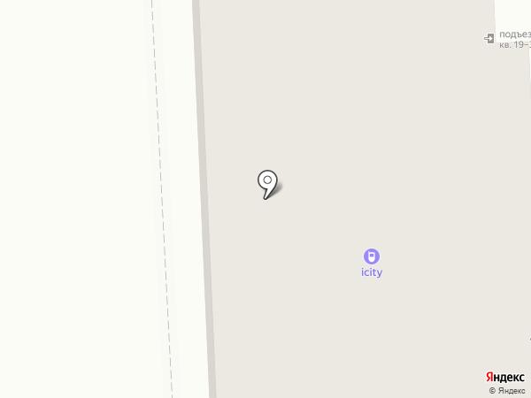 Рок-н-Ролл на карте Рязани
