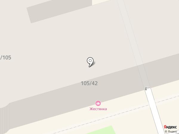 Choco corp. на карте Ростова-на-Дону