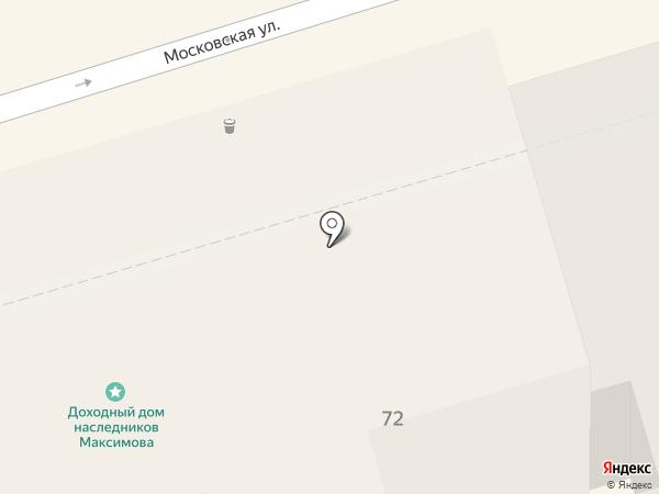 Магазин подарков и сувениров на карте Ростова-на-Дону