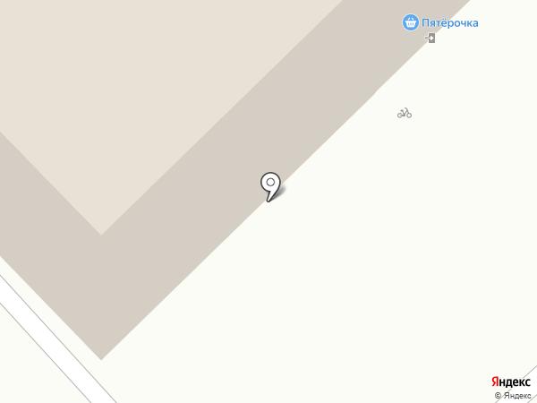 Строй-Контакт на карте Рязани
