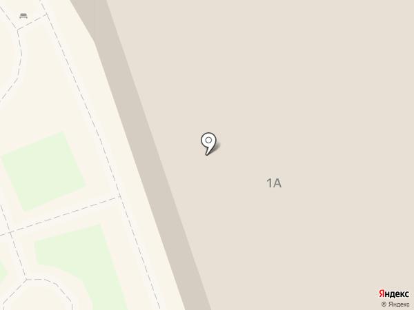 Grand Marina на карте Сочи