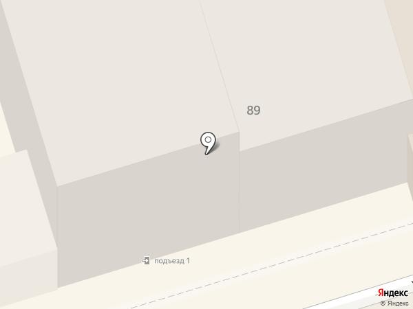 Магазин одежды Виктории Берниковой на карте Ростова-на-Дону