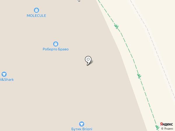 Swarovski на карте Сочи