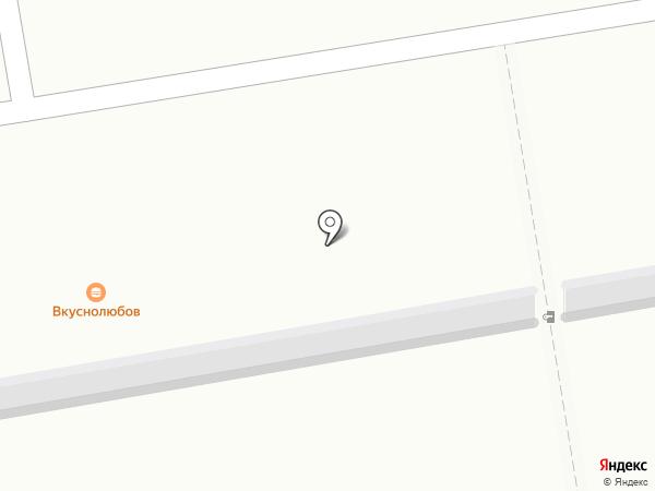 Тортуга на карте Ростова-на-Дону