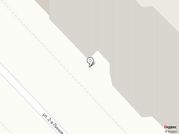 Вита Бриз на карте Рязани