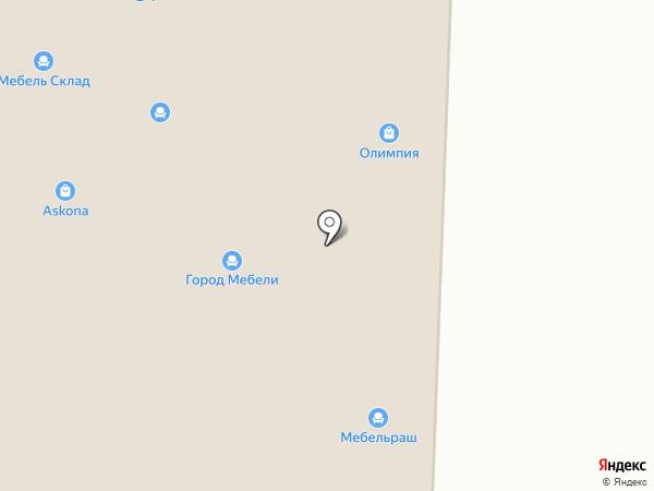 E1 на карте Батайска
