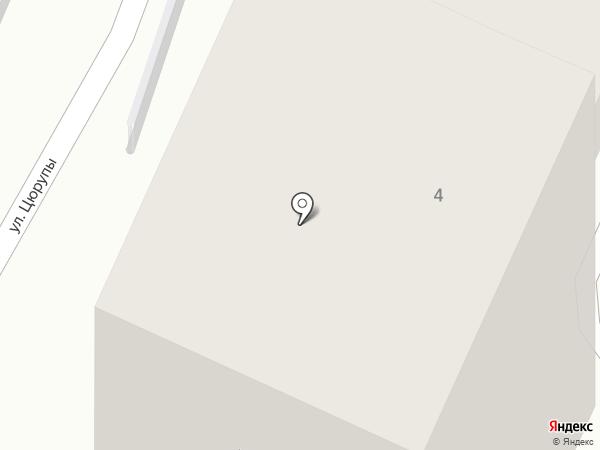 Сад Декор на карте Сочи