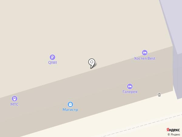 Pinkod на карте Ростова-на-Дону
