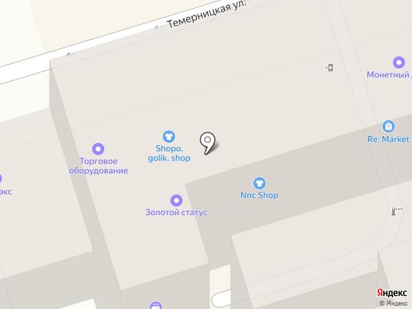 Сейф Мастер на карте Ростова-на-Дону