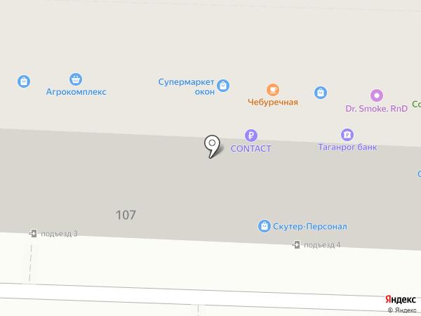Игры и Игрушки на карте Ростова-на-Дону