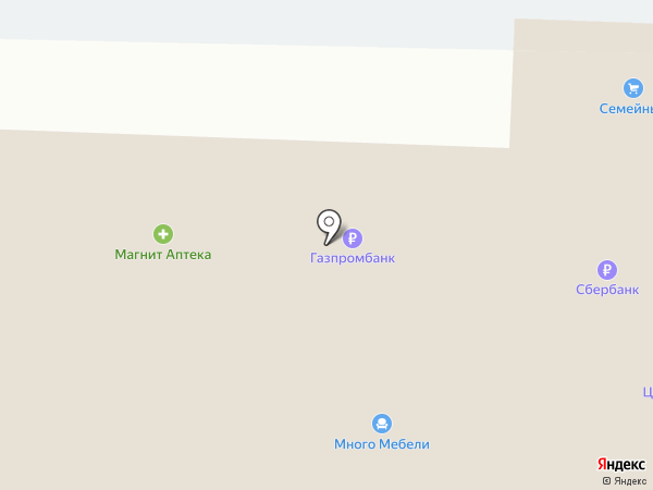 Салон-парикмахерская на карте Батайска
