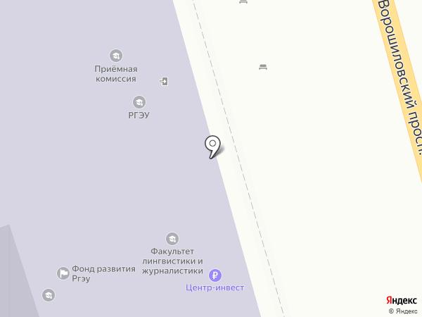Еда всегда на карте Ростова-на-Дону