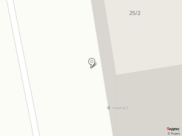 Арина на карте Ростова-на-Дону