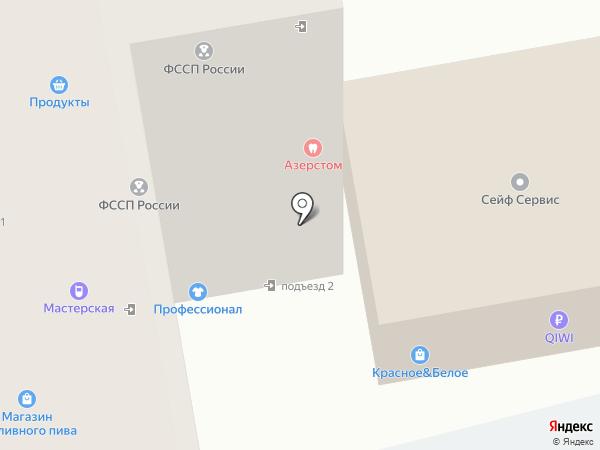 Донской ломбард на карте Ростова-на-Дону