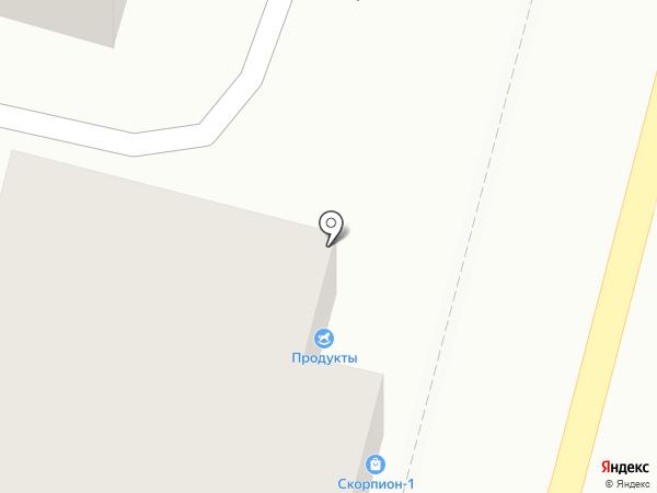 Магазин по продаже детского питания на карте Сочи
