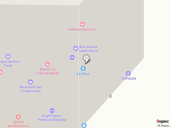 LORENA кухни на карте Сочи