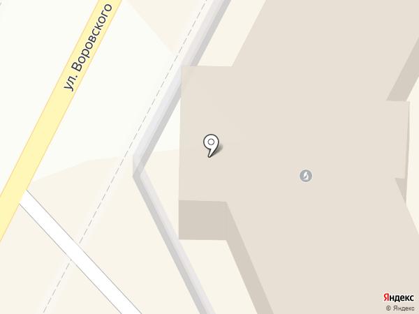 Научно-исследовательский центр курортологии и реабилитации на карте Сочи