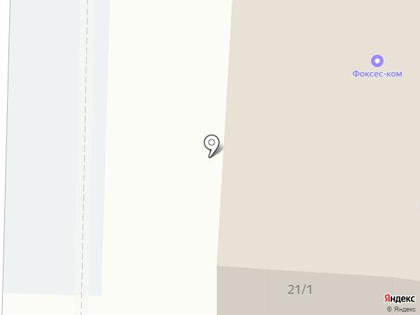 Добрый путь на карте Рязани