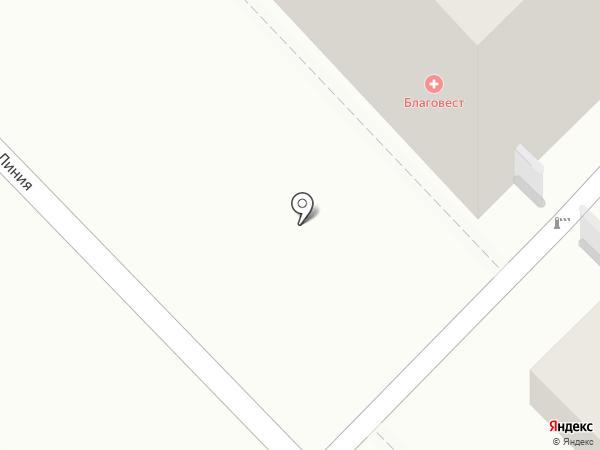 Тиволи на карте Рязани