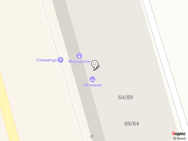 SolnceTur на карте Ростова-на-Дону