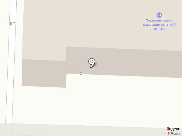 Ростов Сити на карте Ростова-на-Дону