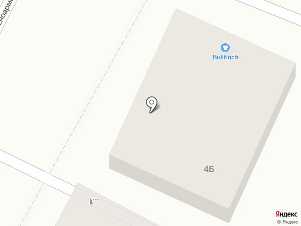 Калиста-Сочи на карте Сочи