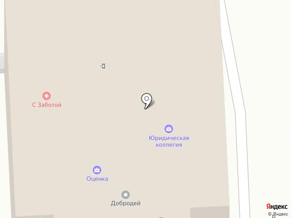 АвтоЮРИСТ Рязань на карте Рязани