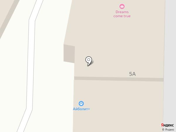 Центр-01 на карте Рязани