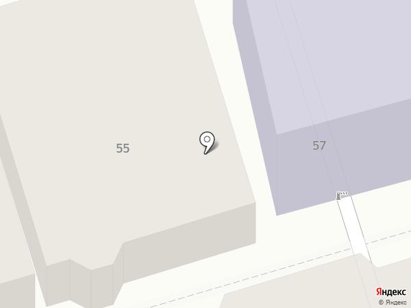 Виола-транс на карте Ростова-на-Дону