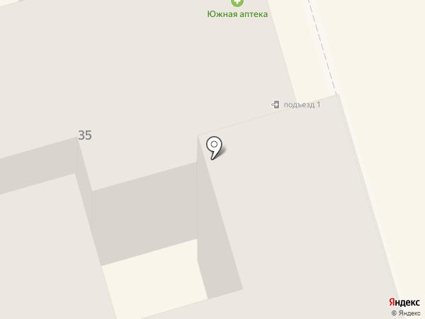 Магазинчик для детей на карте Ростова-на-Дону