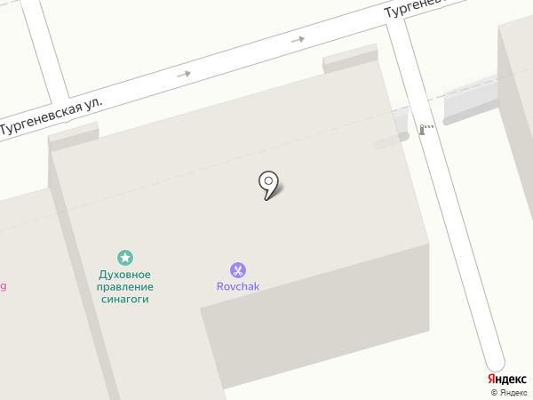 СтройМастерДомофоны на карте Ростова-на-Дону