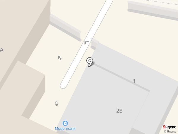 Ромирас на карте Сочи