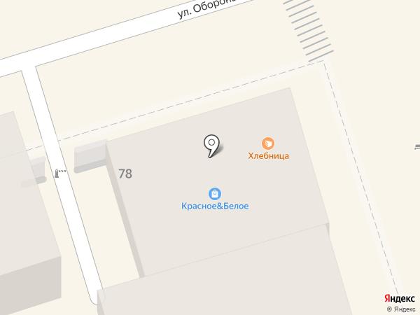 Великолукский мясокомбинат на карте Ростова-на-Дону